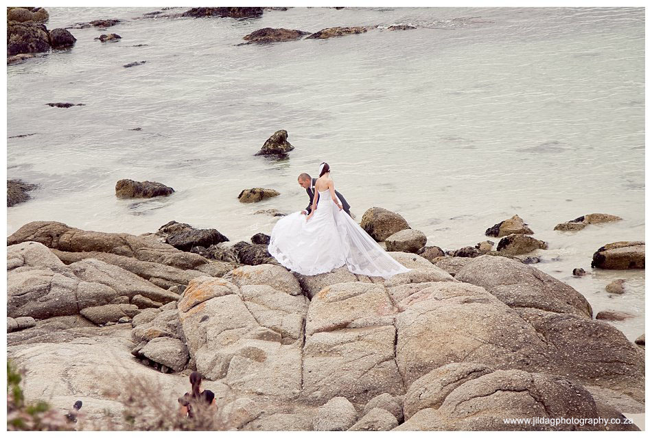 Crystal Lagoon Lodge, West Coast beach wedding - Bianca & Daniel (41)