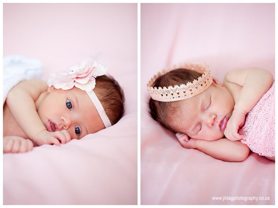 Newborn studio shoot - Durbanville - Jilda G Photography (1)