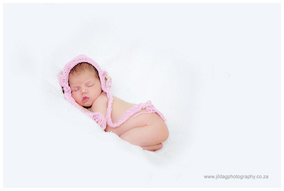 Newborn studio shoot - Durbanville - Jilda G Photography (11)