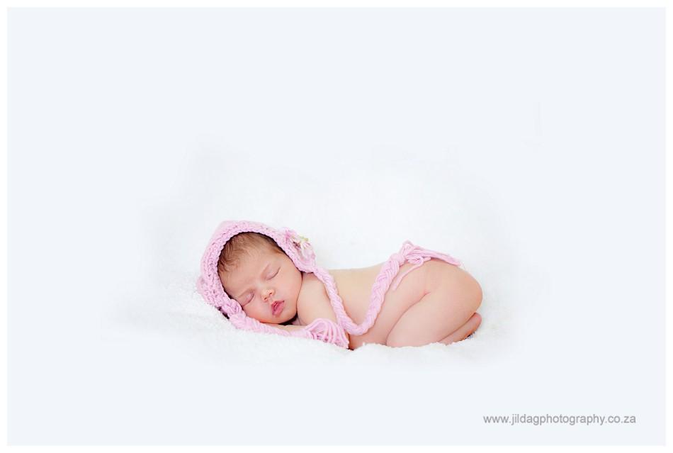 Newborn studio shoot - Durbanville - Jilda G Photography (12)
