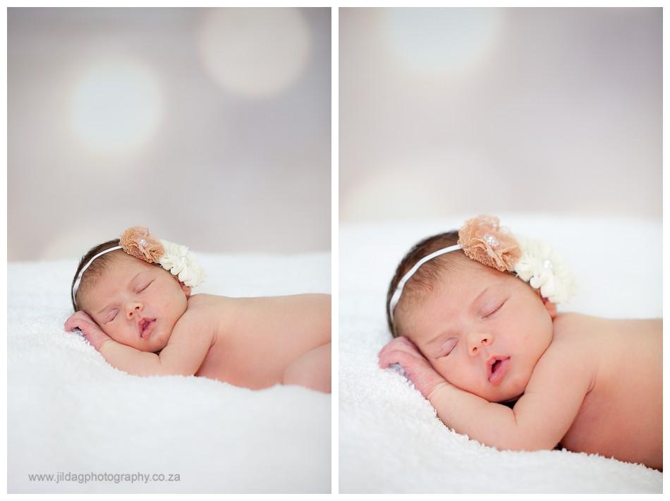Newborn studio shoot - Durbanville - Jilda G Photography (15)