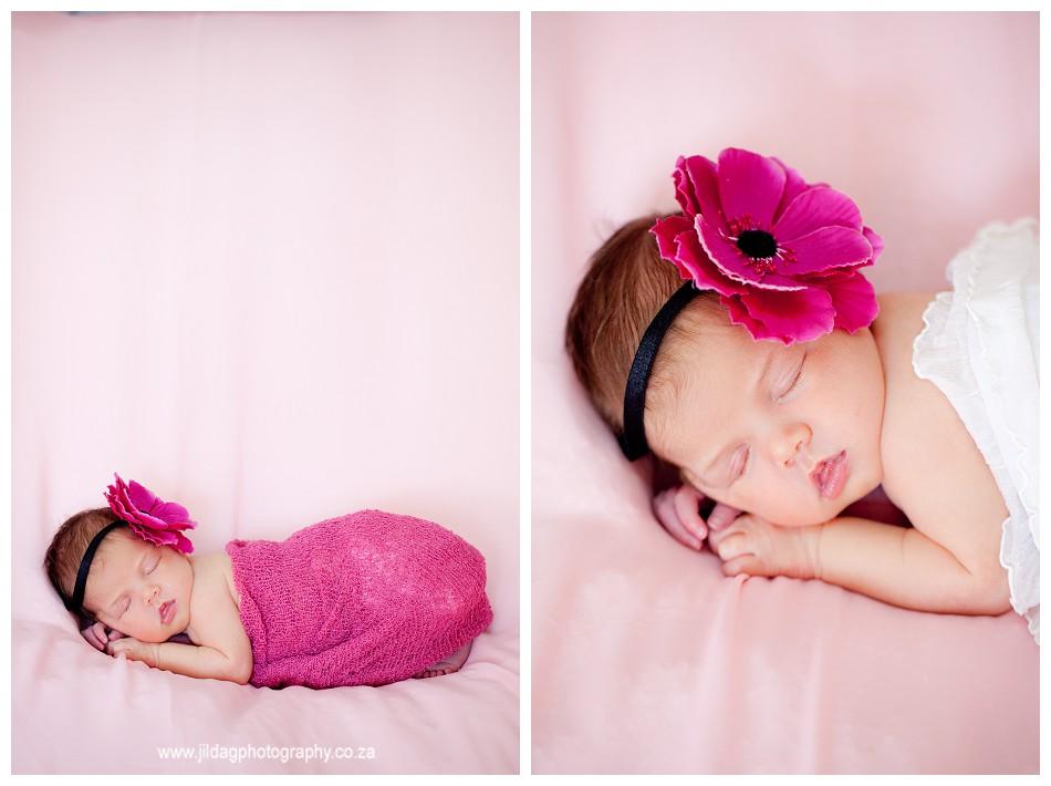 Newborn studio shoot - Durbanville - Jilda G Photography (6)