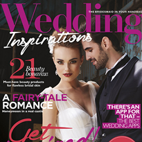 Wedding magazine Feature