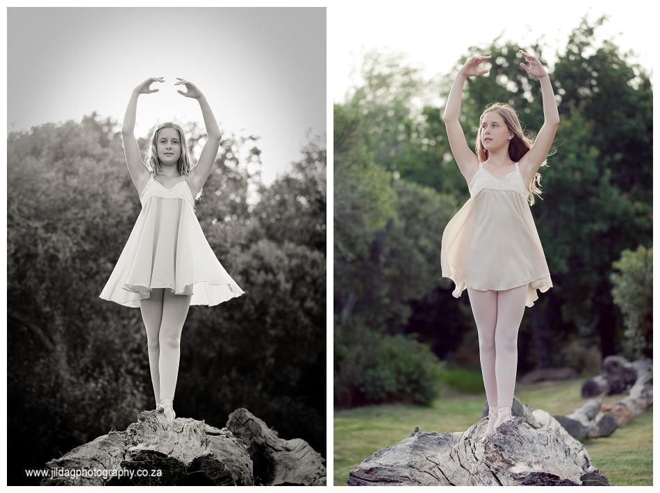 Ballet theme photo shoot - Jilda G photography (13)