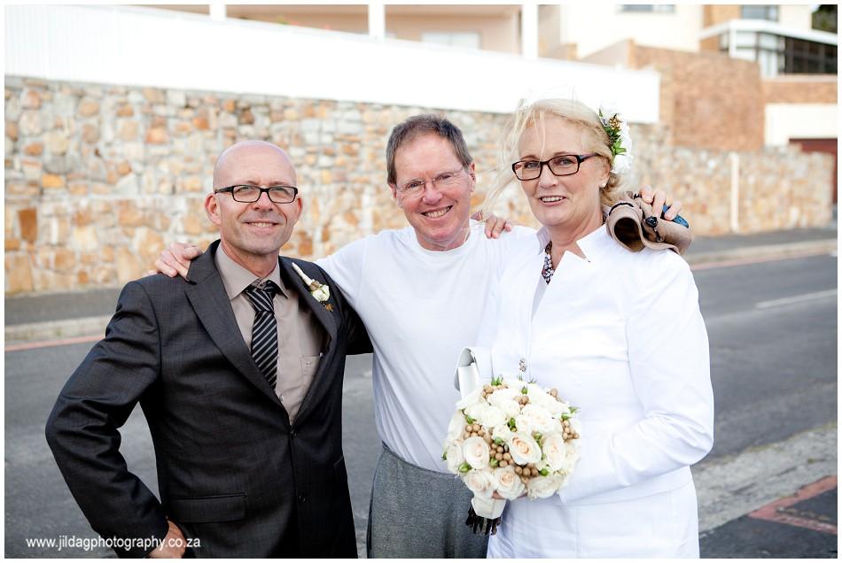 Beach wedding - elopement - JIlda G Photography- Cape Town