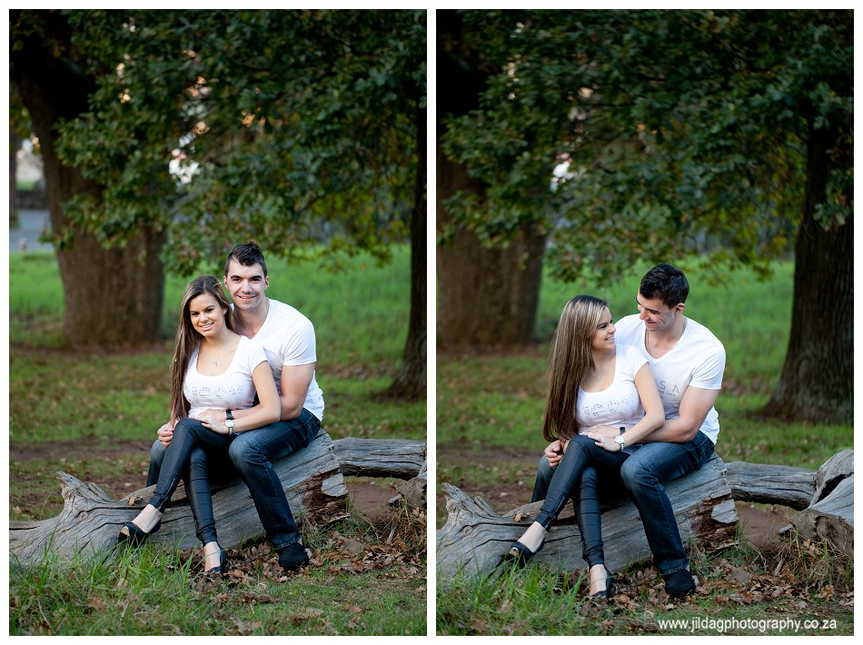 Engagement shoot - forest location (26)