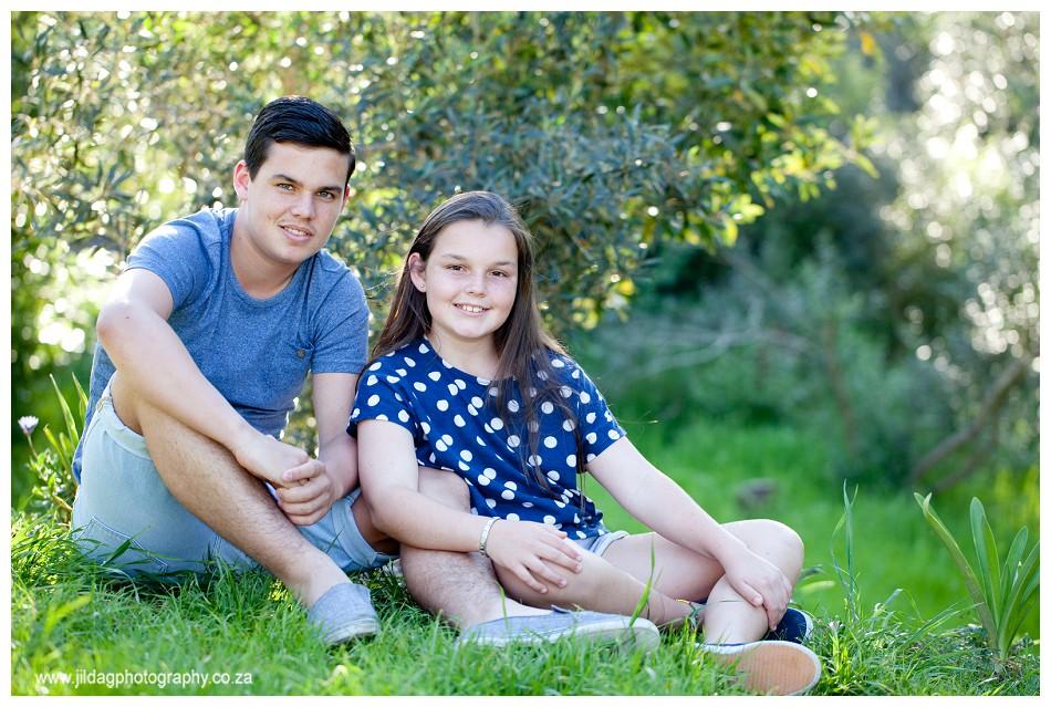 Family Location shoot - Ribeiro - Durbanville (2)