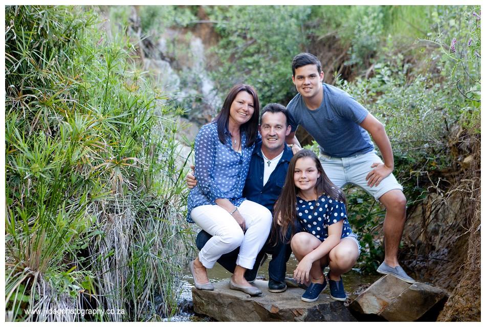 Family Location shoot - Ribeiro - Durbanville