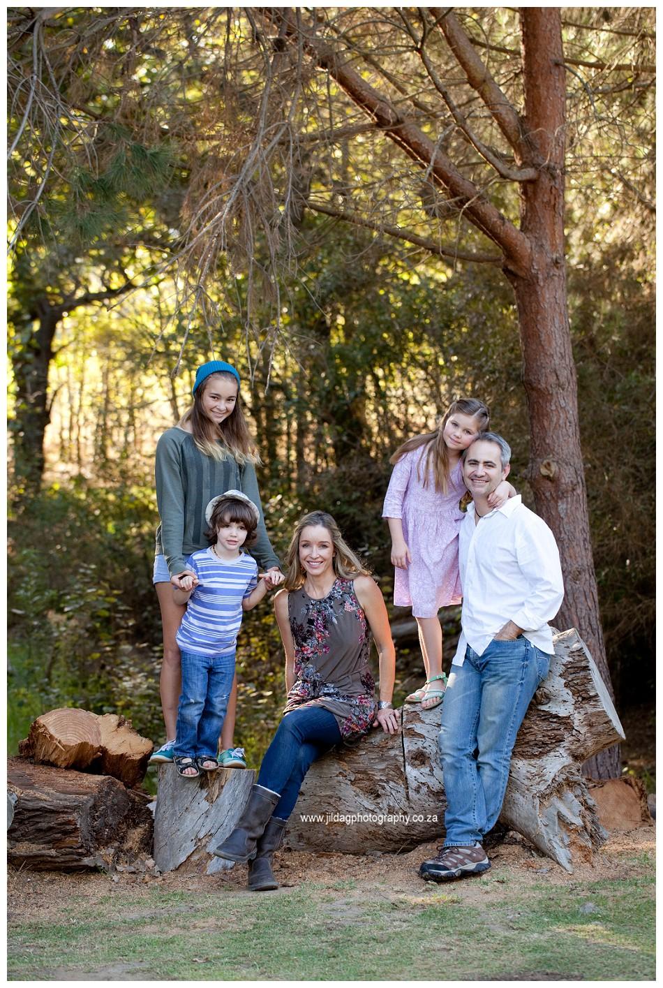 Family location shoot - Villet (1)