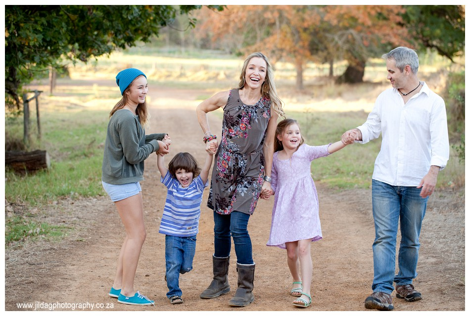 Family location shoot - Villet (11)