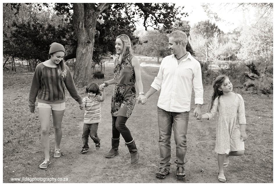 Family location shoot - Villet (13)