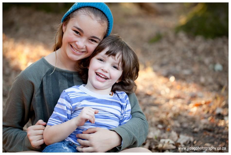 Family location shoot - Villet (18)