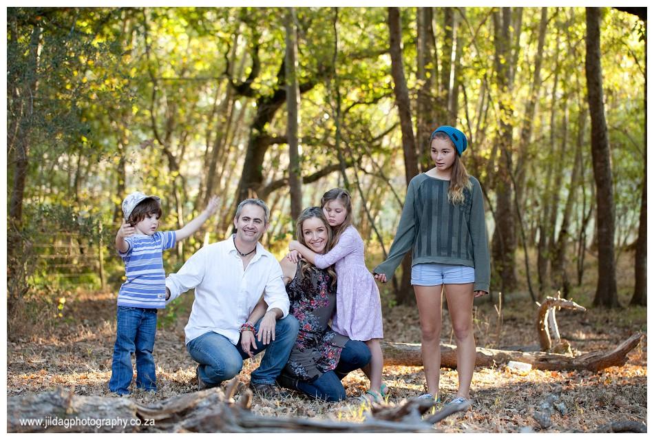 Family location shoot - Villet (24)