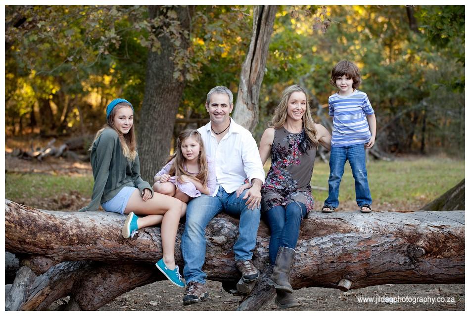 Family location shoot - Villet (25)