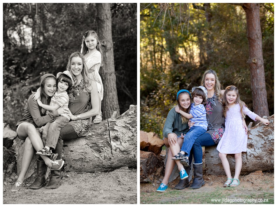Family location shoot - Villet (3)