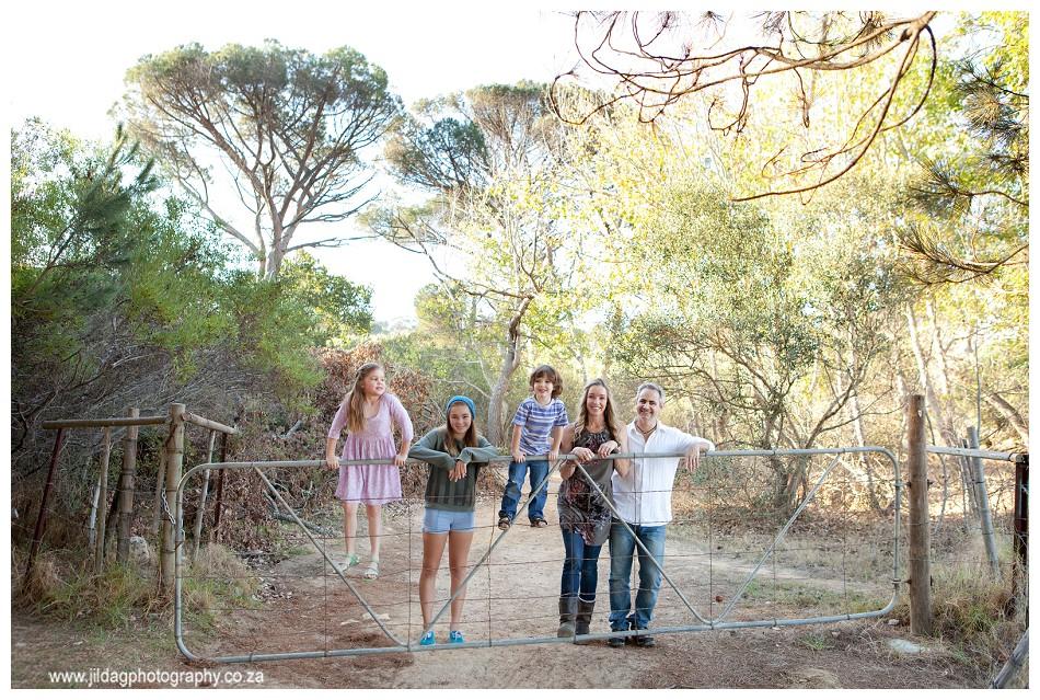 Family location shoot - Villet (32)