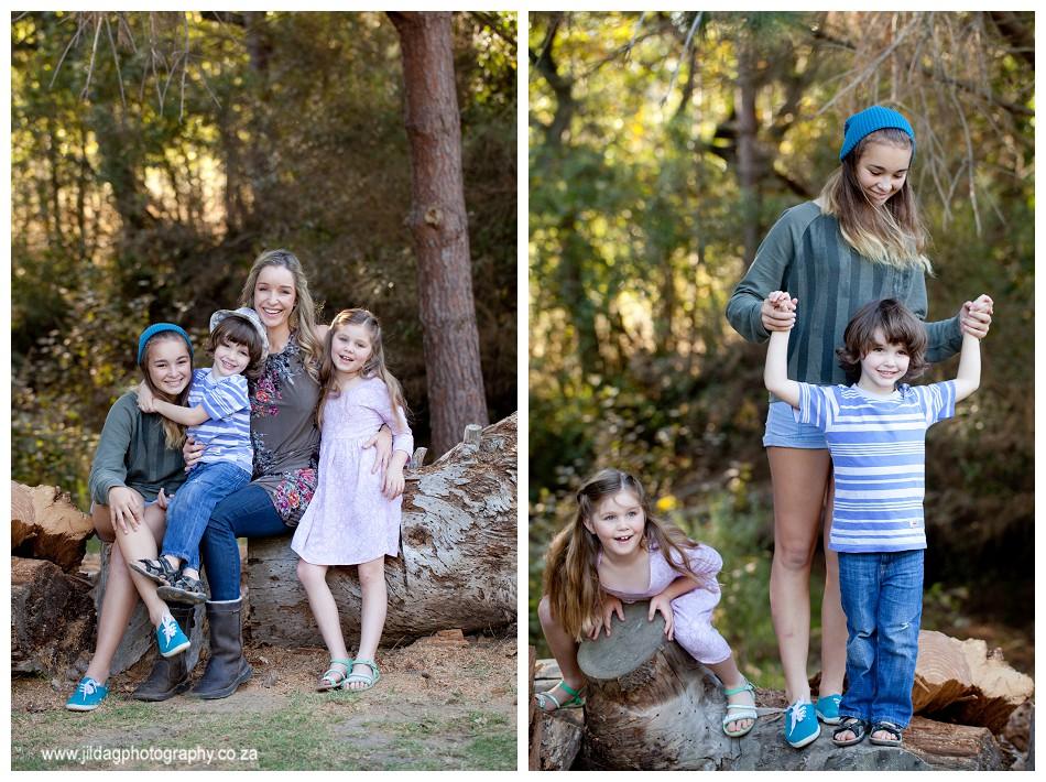 Family location shoot - Villet (5)