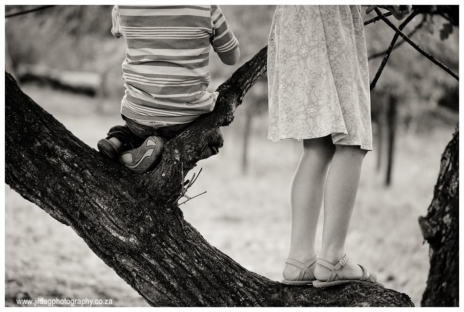 Family location shoot - Villet (8)