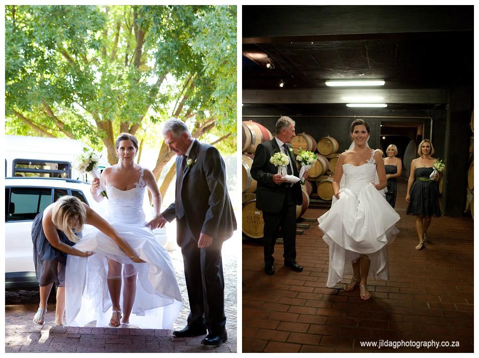 Glen Carlou - Stellenbosch wedding - Jilda G Photography (27)