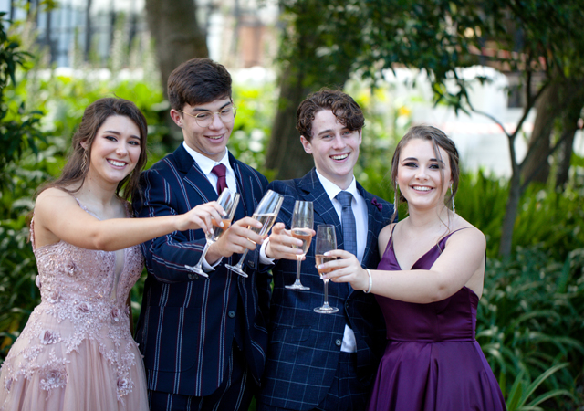DF Malan - matric dance