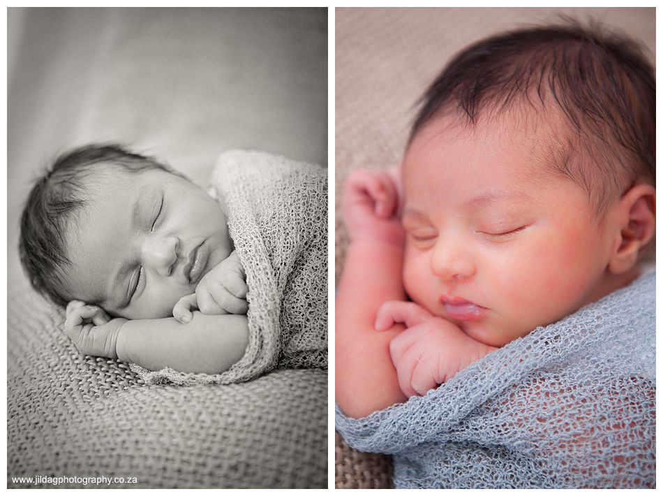 Newborn, Studio shoot - Riaan (1)