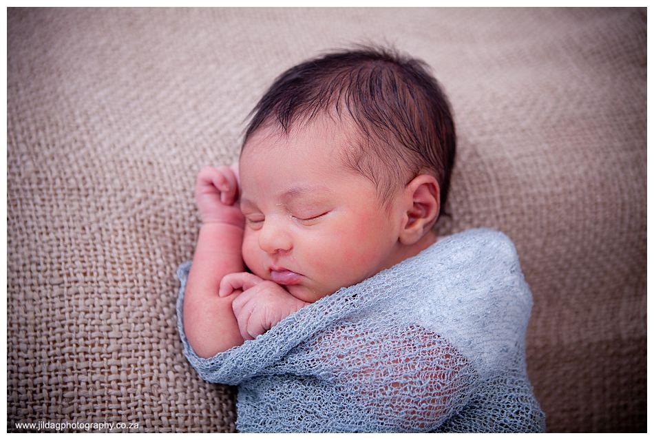 Newborn, Studio shoot - Riaan (2)
