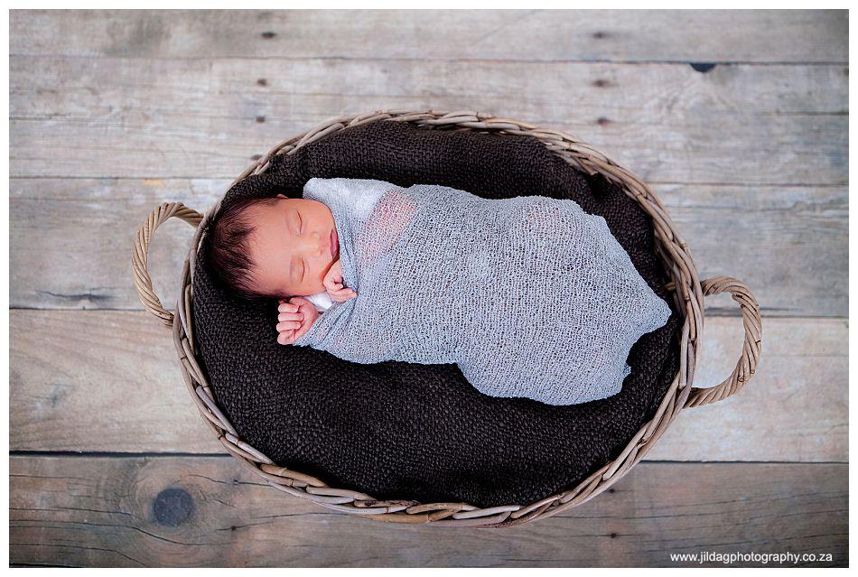 Newborn, Studio shoot - Riaan (3)