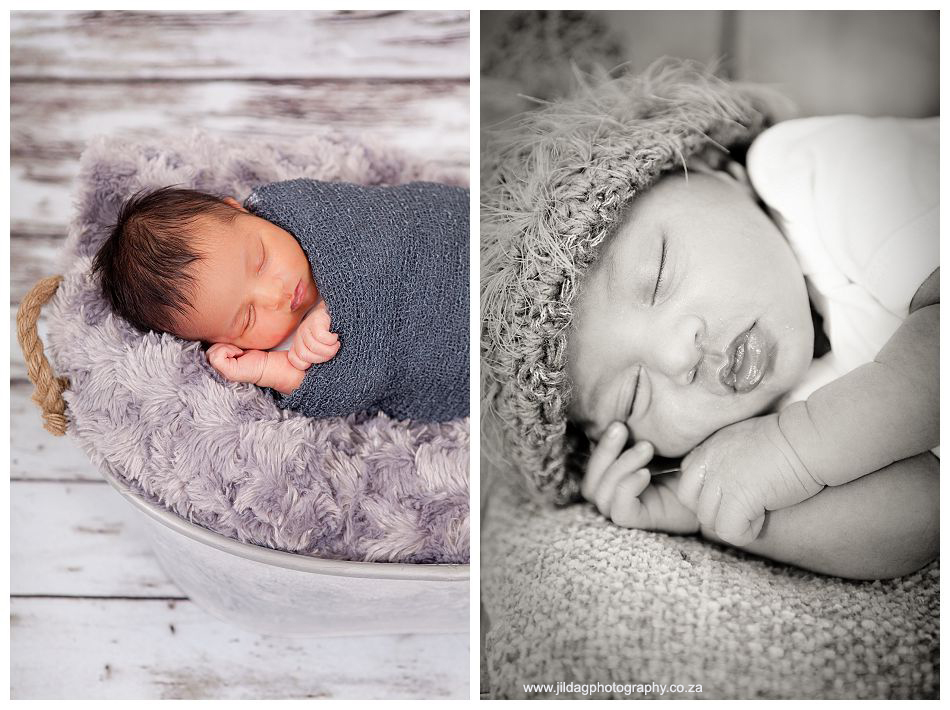 Newborn, Studio shoot - Riaan (4)