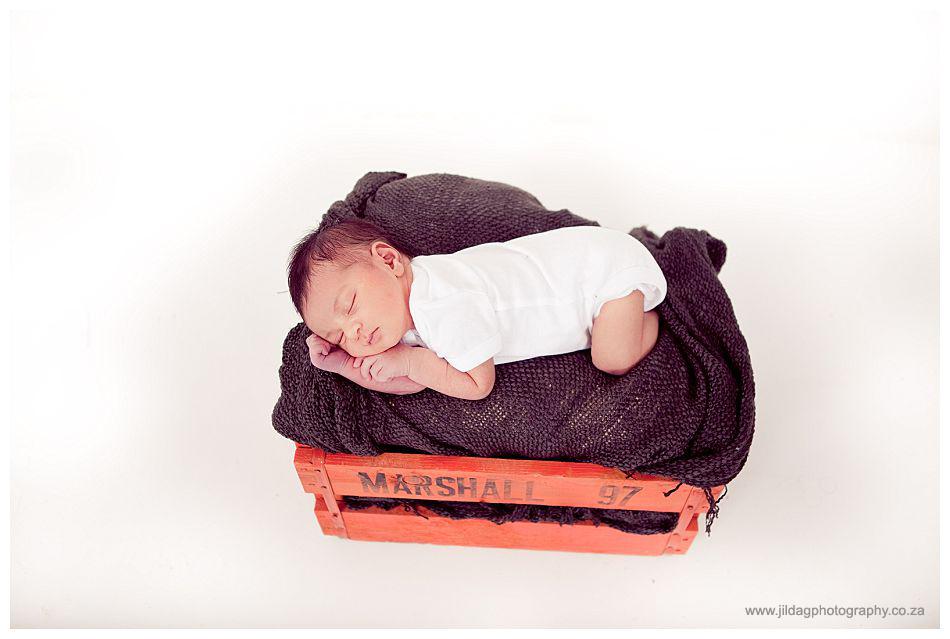 Newborn, Studio shoot - Riaan (7)