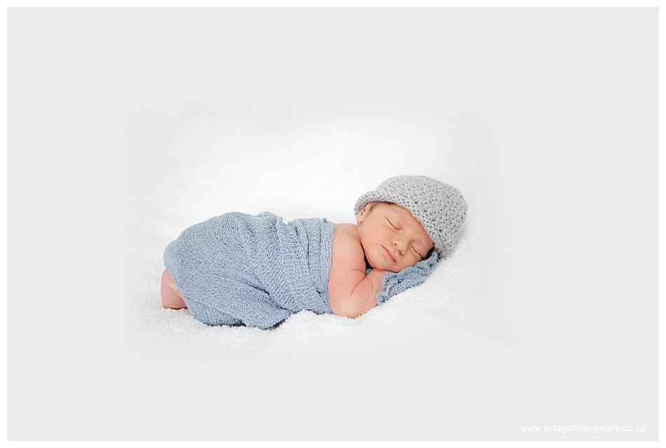 Newborn studio shoot - Jilda G - Durbanville - Bracken