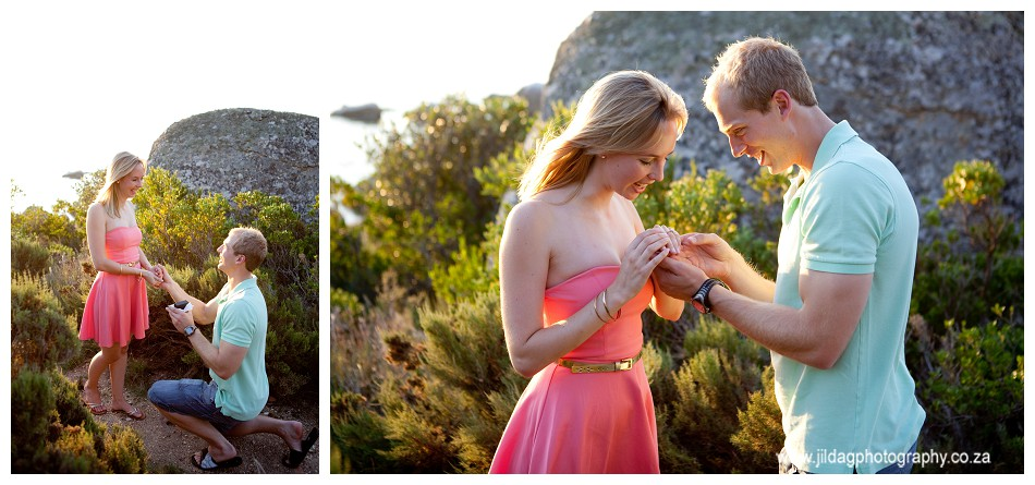 Perfect  proposal - Cape Town engagement - Jilda G Photography (12)