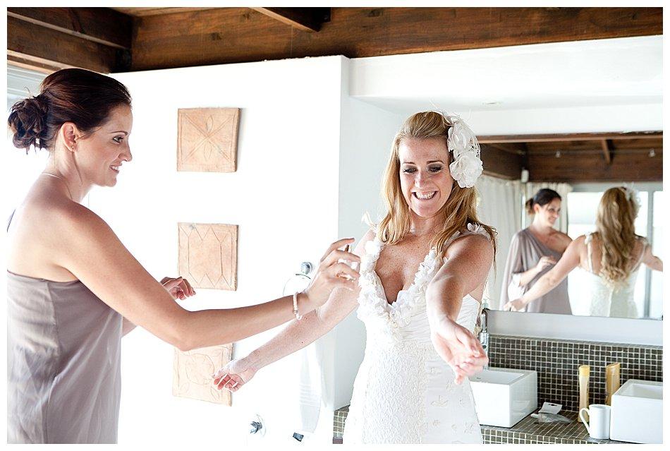 Seatrader, West coast beach wedding, Romy & Clynt (21)