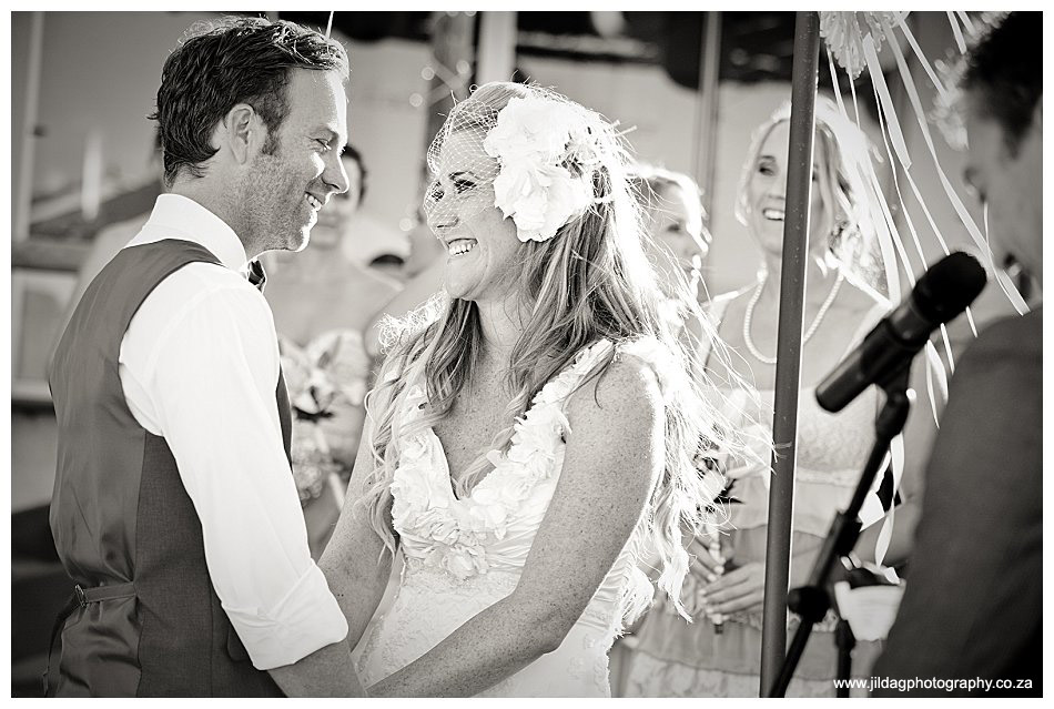 Seatrader, West coast beach wedding, Romy & Clynt (33)