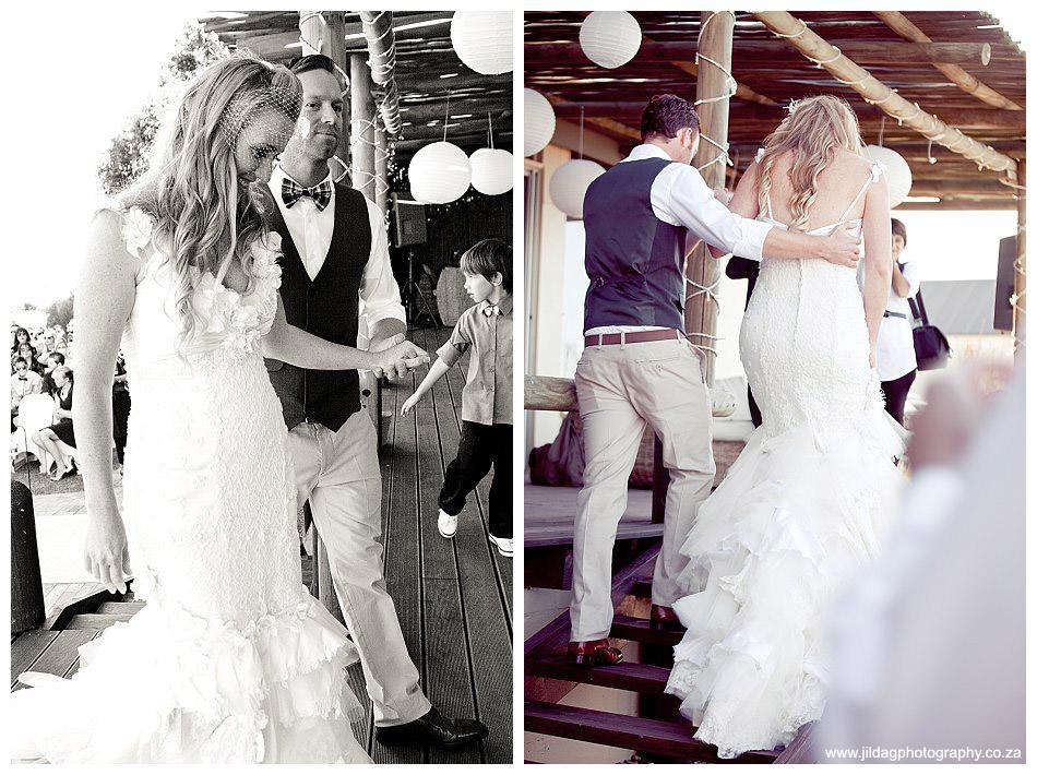 Seatrader, West coast beach wedding, Romy & Clynt (35)