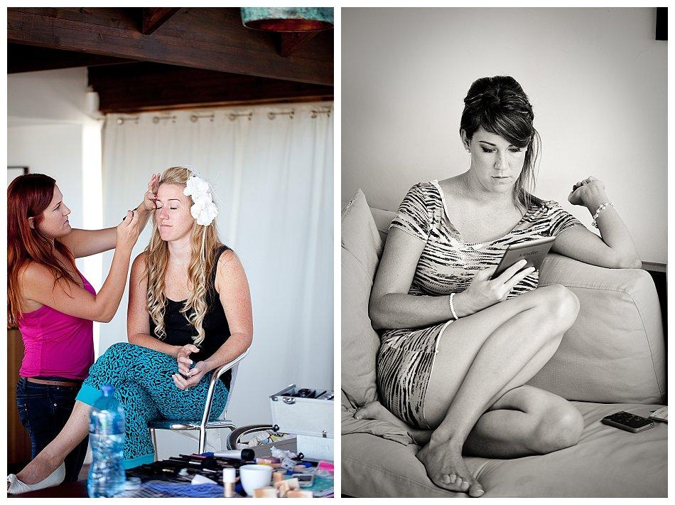 Seatrader, West coast beach wedding, Romy & Clynt (4)
