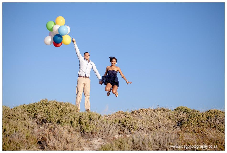 Sunset - engagement - beach - shoot - Jilda G Photography - Cape Town (10)