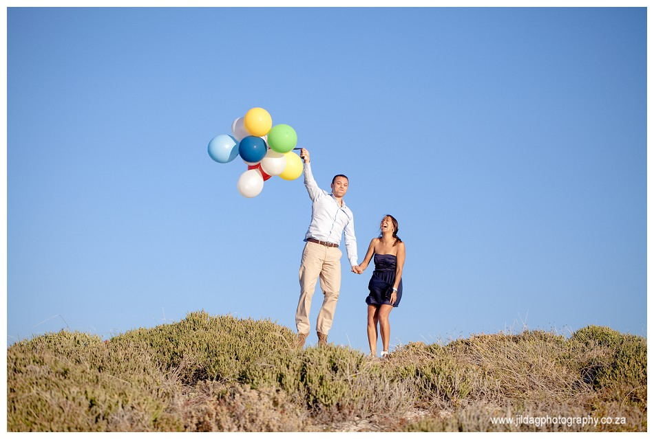 Sunset - engagement - beach - shoot - Jilda G Photography - Cape Town (11)