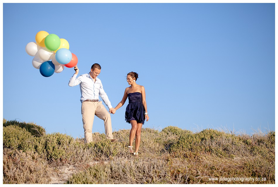 Sunset - engagement - beach - shoot - Jilda G Photography - Cape Town (12)