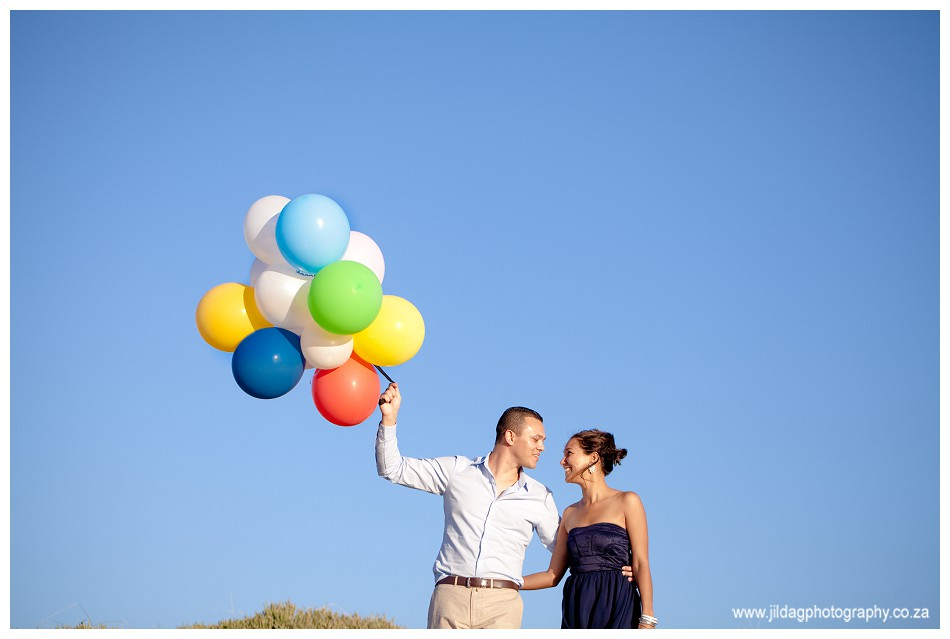 Sunset - engagement - beach - shoot - Jilda G Photography - Cape Town (13)
