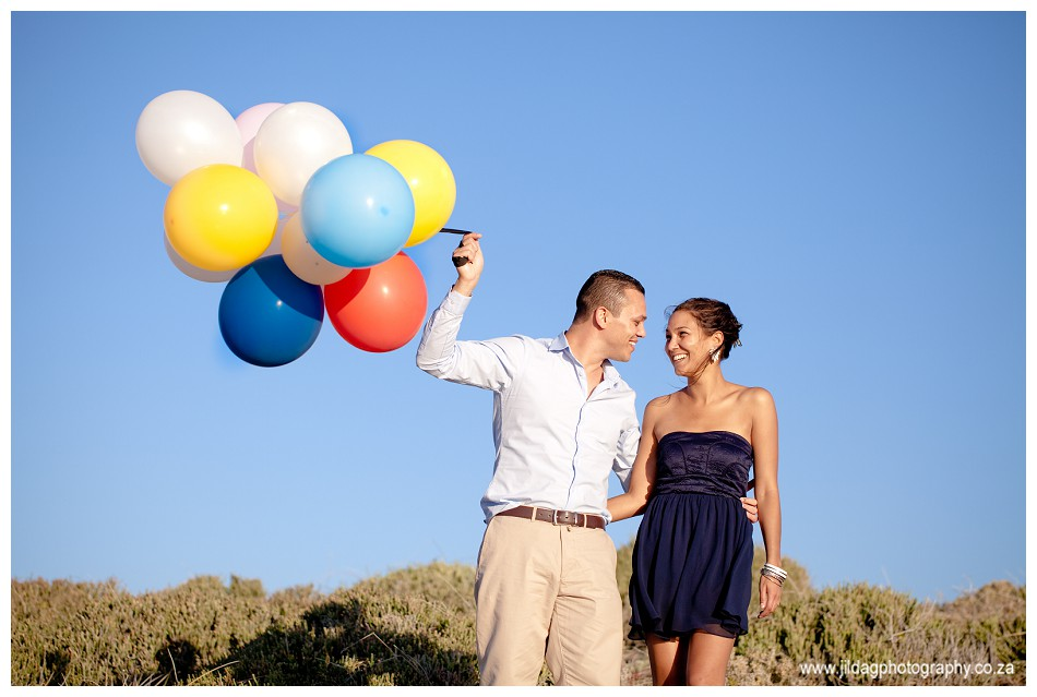 Sunset - engagement - beach - shoot - Jilda G Photography - Cape Town (14)