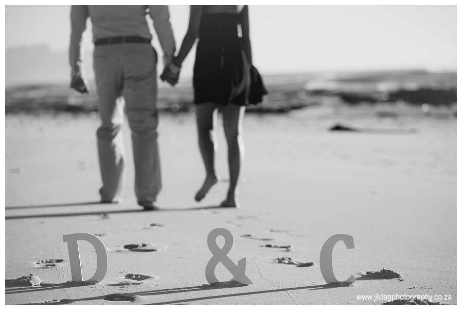 Sunset - engagement - beach - shoot - Jilda G Photography - Cape Town (15)
