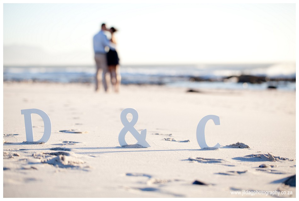 Sunset - engagement - beach - shoot - Jilda G Photography - Cape Town (16)