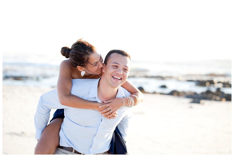 Sunset - engagement - beach - shoot - Jilda G Photography - Cape Town (18)