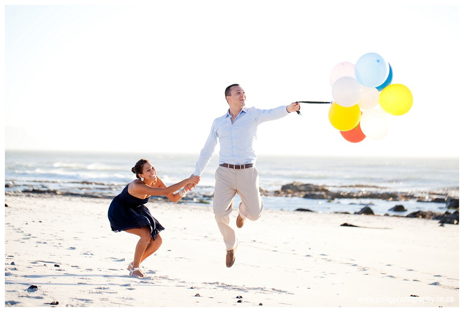 Sunset - engagement - beach - shoot - Jilda G Photography - Cape Town (19)