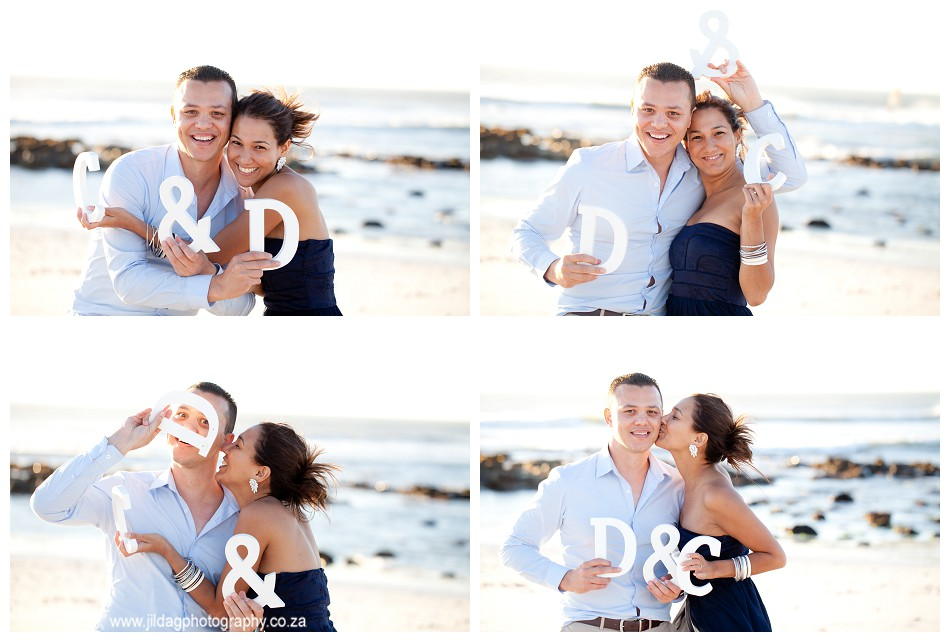 Sunset - engagement - beach - shoot - Jilda G Photography - Cape Town (21)