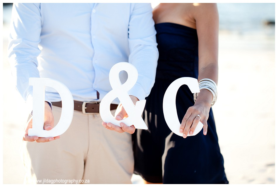 Sunset - engagement - beach - shoot - Jilda G Photography - Cape Town (22)