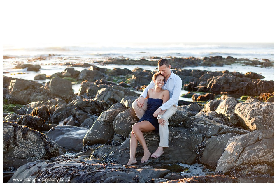 Sunset - engagement - beach - shoot - Jilda G Photography - Cape Town (23)