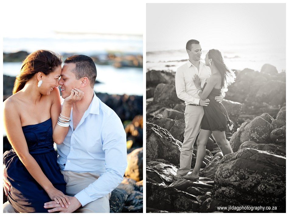 Sunset - engagement - beach - shoot - Jilda G Photography - Cape Town (24)