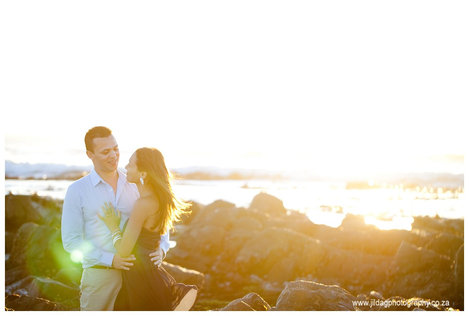 Sunset - engagement - beach - shoot - Jilda G Photography - Cape Town (25)