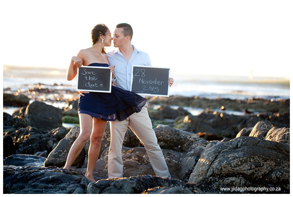 Sunset - engagement - beach - shoot - Jilda G Photography - Cape Town (26)